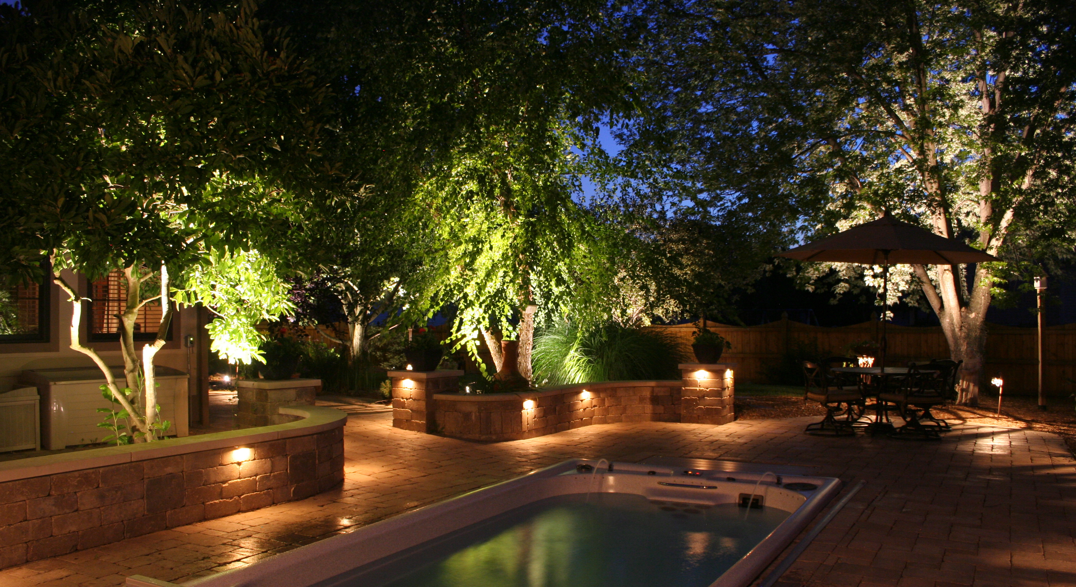 garden design with brilliant reasons to install landscape lighting alcon lighting with building a garden box