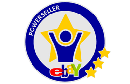 powerseller ebay logo