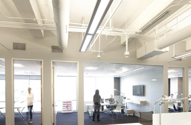 Commercial Interiors: Best Lighting Practices