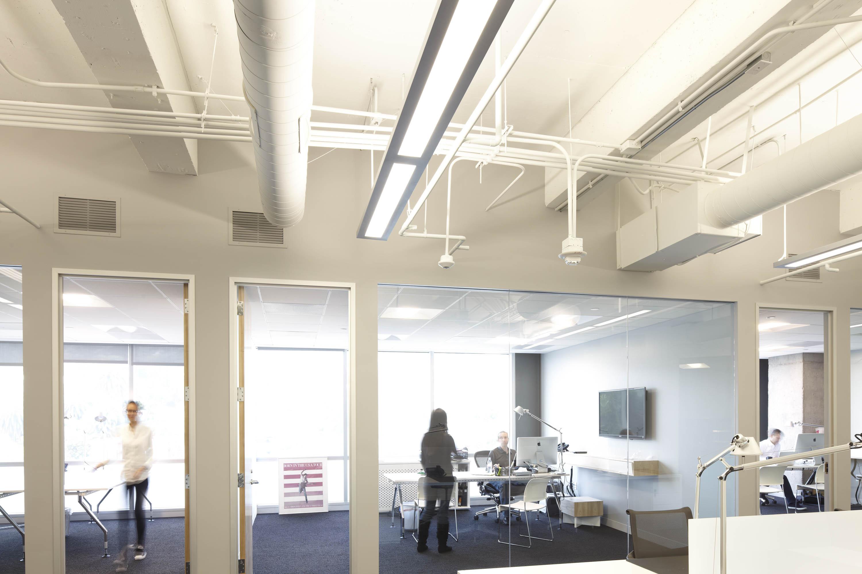 Commercial Interiors Best Lighting