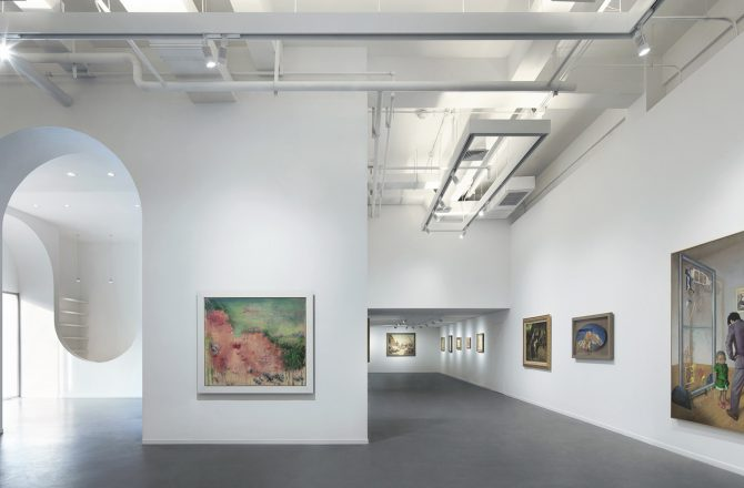 LED Track Lighting for your Art Gallery:  Choosing The Right Color Temperature