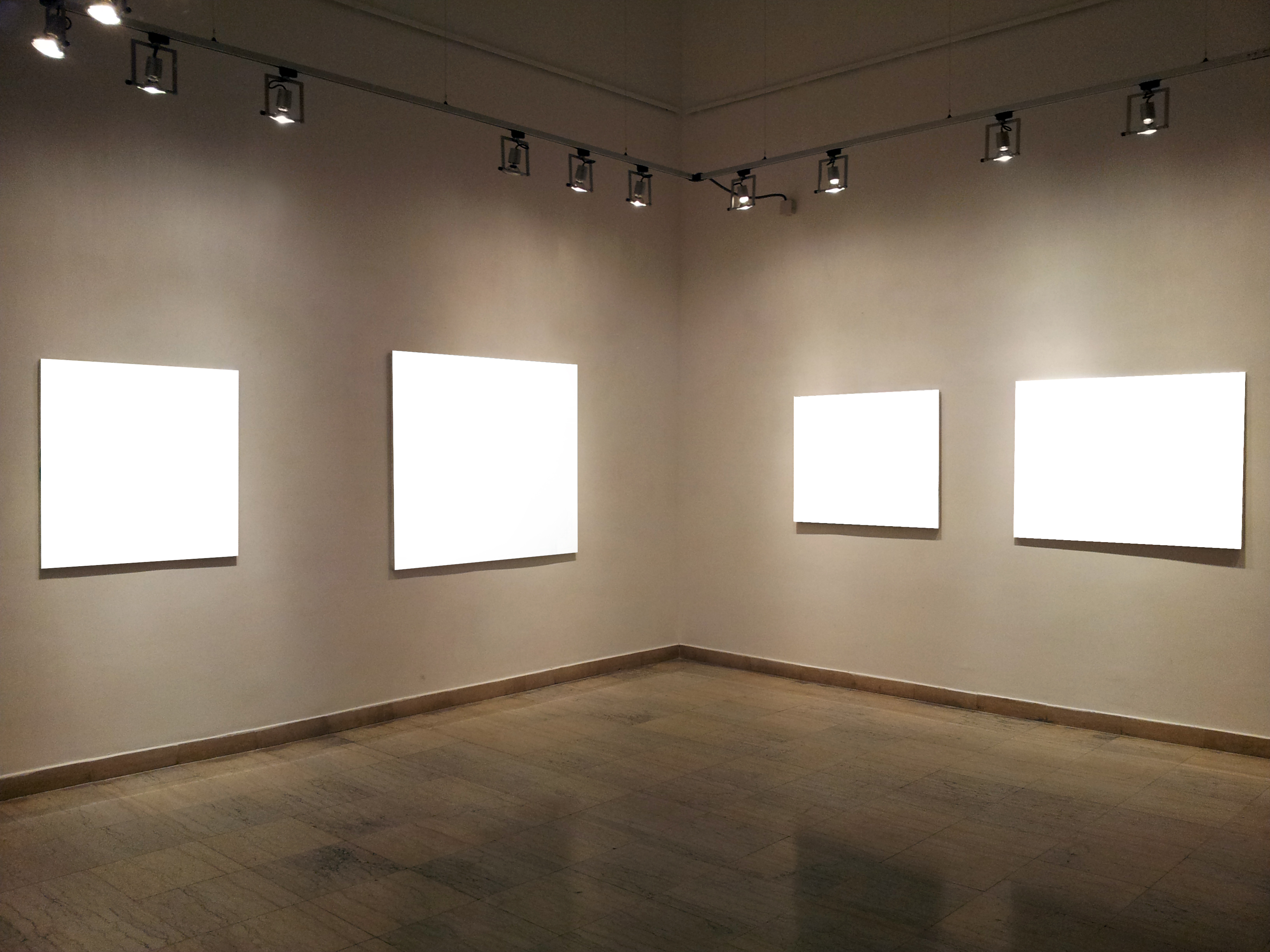 Captivating Impact Of Color Temperature And Lighting In An Art Gallery