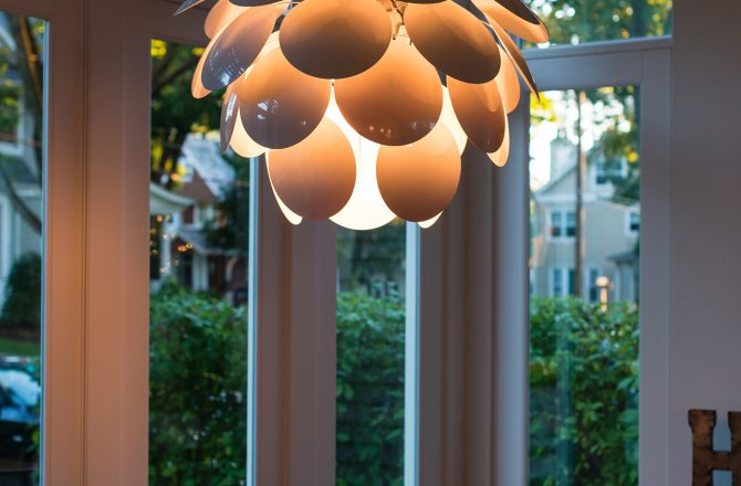 Bronze, Silver and Gold, Oh My – 3 Suspended LED Pendant Fixtures for the Olympics