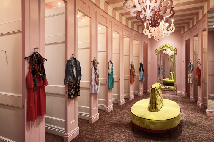 Nice Dressing Room Lighting, Fitting Room Lighting, Led Lighting. Via Retail  Design Blog Part 22