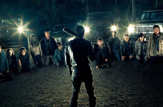 LED Lighting As Defined Through The Walking Dead Gifs
