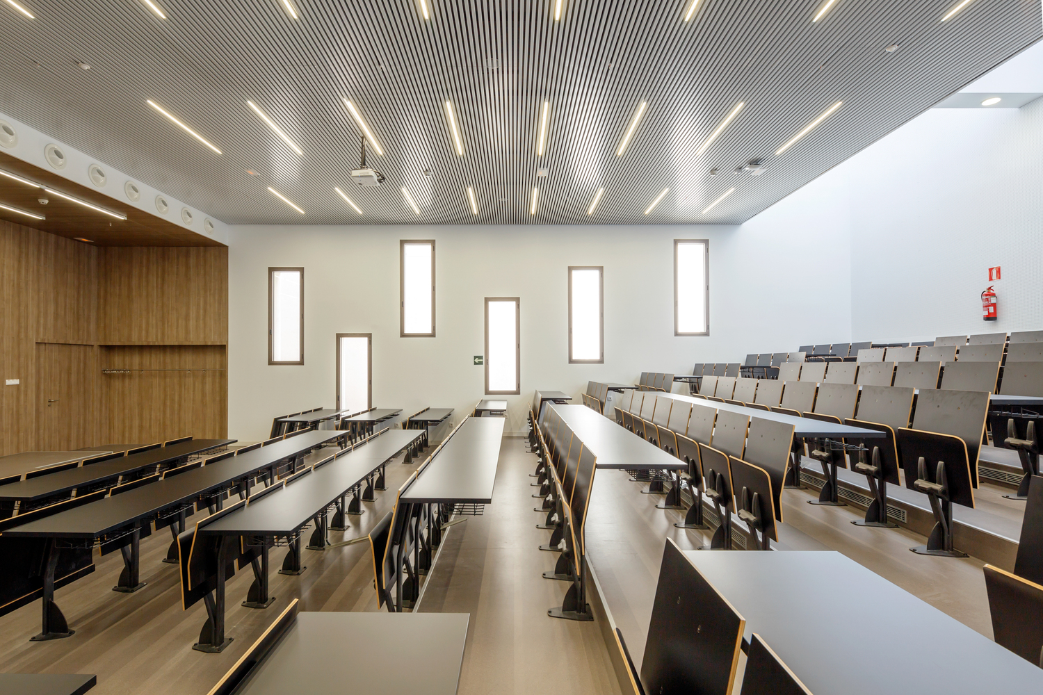 Classroom Lighting Design ~ Considering led lighting for classrooms brighter