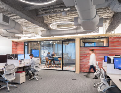 Designing the Best Workplace Lighting