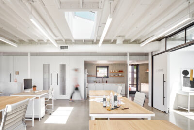 Co-Working: Designing Space for Networking and Getting Work Done