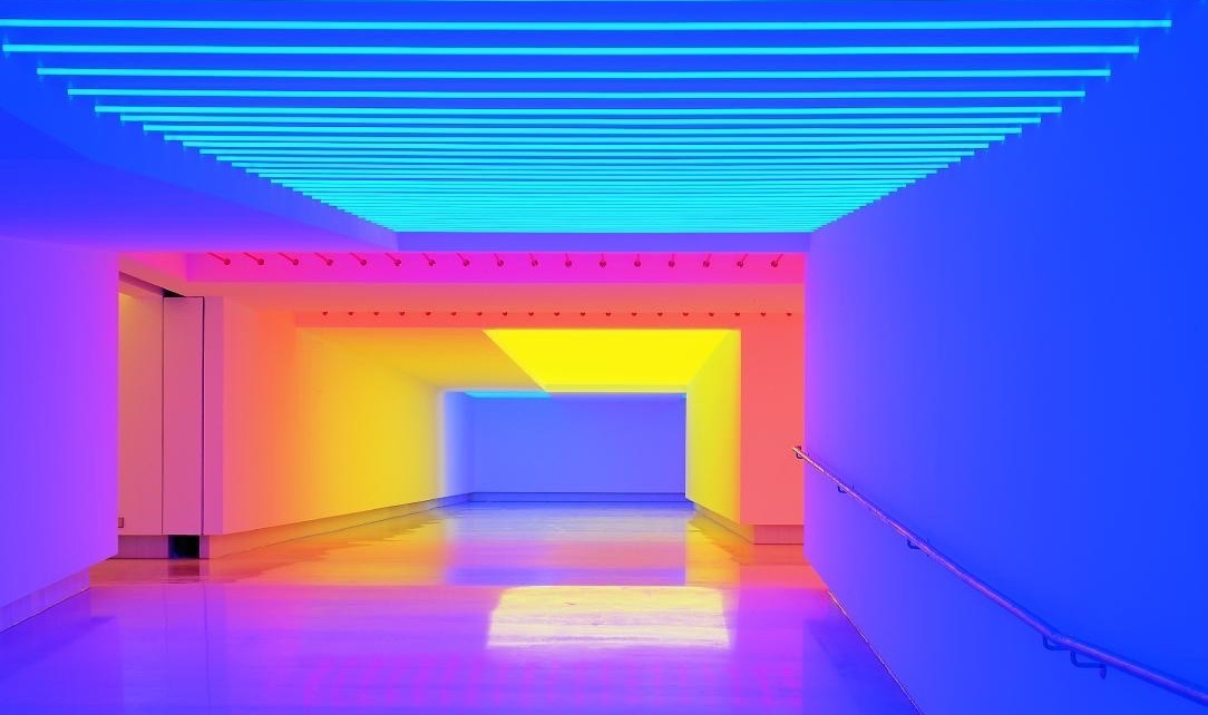 LED Lighting in Art and the Most Renowned Light Artists — Language of Light — The Intersection of Lighting, Efficiency and Architecture