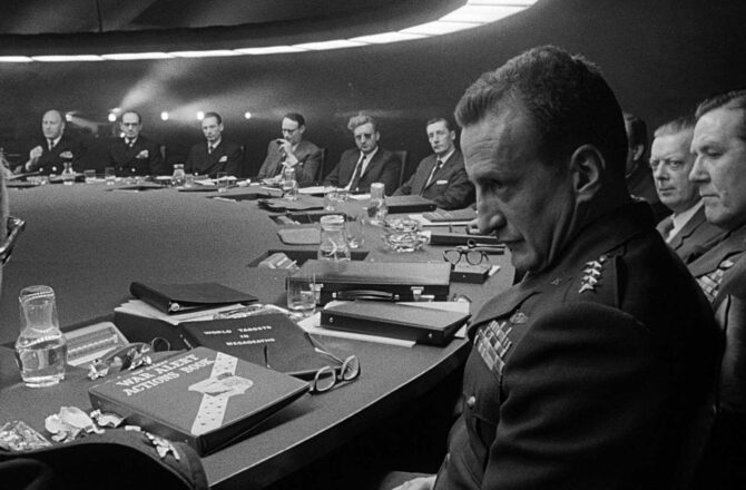 Who Designed the Classic Ring Pendant in 1964's Dr. Strangelove'?