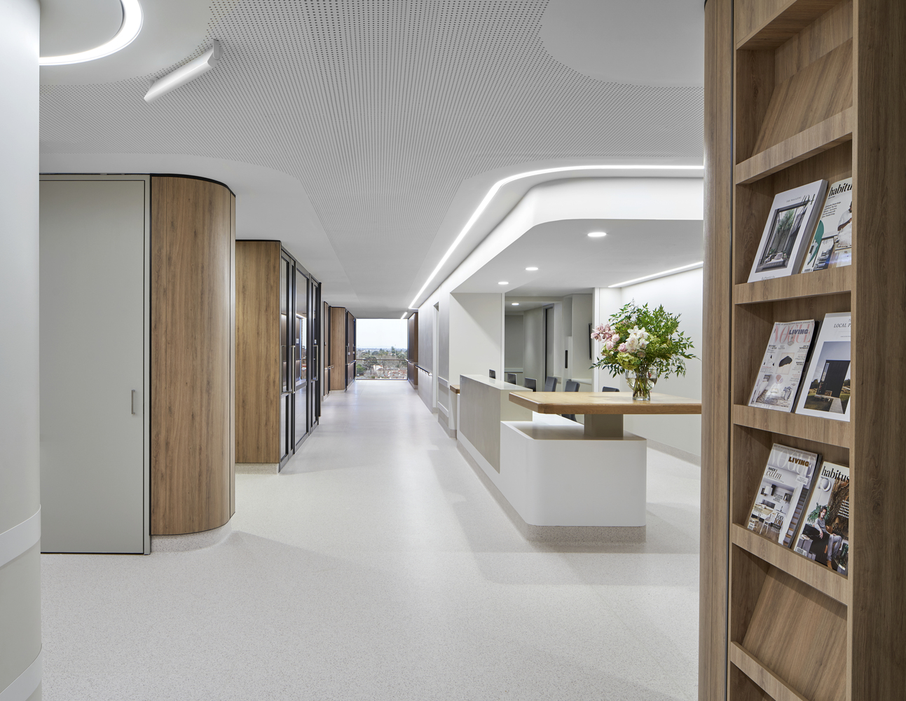 Improving the Healthcare Experience with Lighting