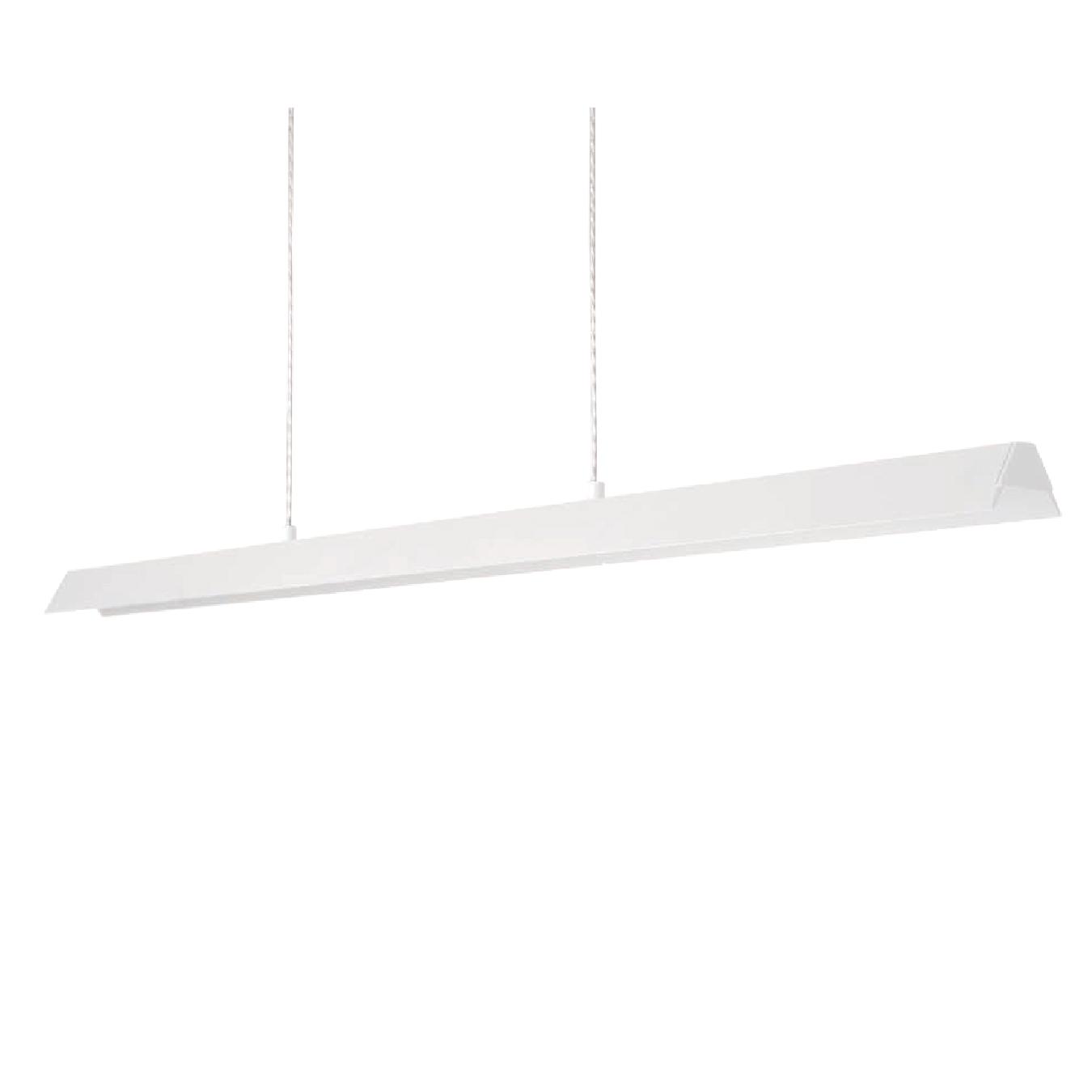 c1ec30ffa1c Alcon Lighting 12132 Linear Trapezium 4 Foot LED Pendant Mount Lighting  Fixture