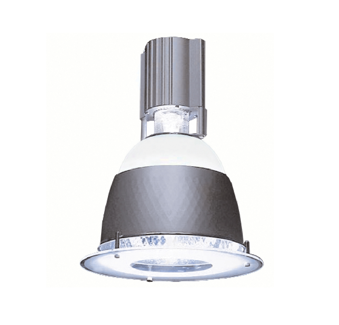 Alcon lighting santorini 8010 architectural high bay fluorescent alcon lighting alta ii 8013 2 hybrid fluorescent metal halide led 14 diameter industrial commercial lighting round pendant aloadofball Images