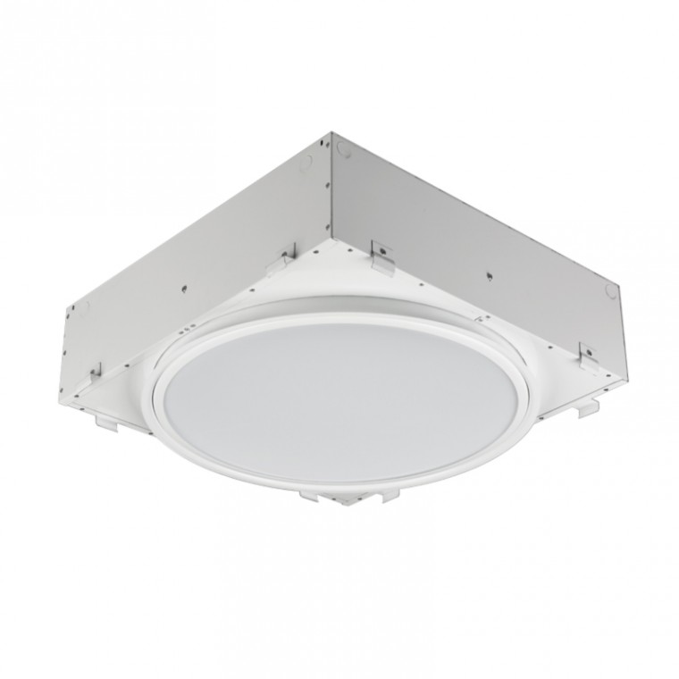 24 X 24 Led Light Fixture: Focal Point Lighting FSDL22D Skydome 2 Foot Architectural