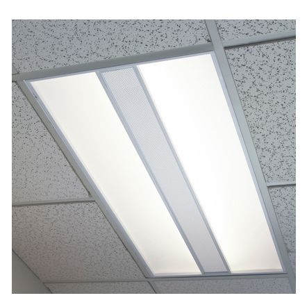 Finelite HPR High Performance Recessed Fluorescent 2x4 Recessed ...
