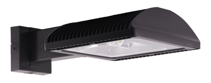 RAB WPLED3T125 125 Watt LED Outdoor Wall Pack Fixture Type 3 Distribution