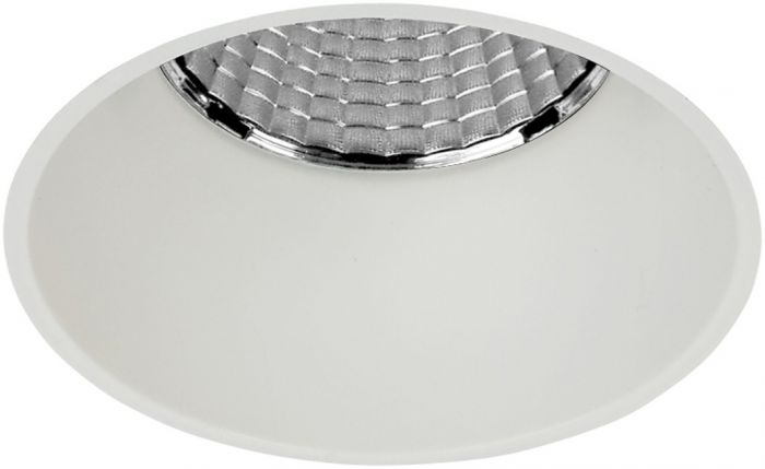Image 1 of Alcon 14131-DIR 2-inch Trimless Miniature Shallow Round Direct Recessed LED Light