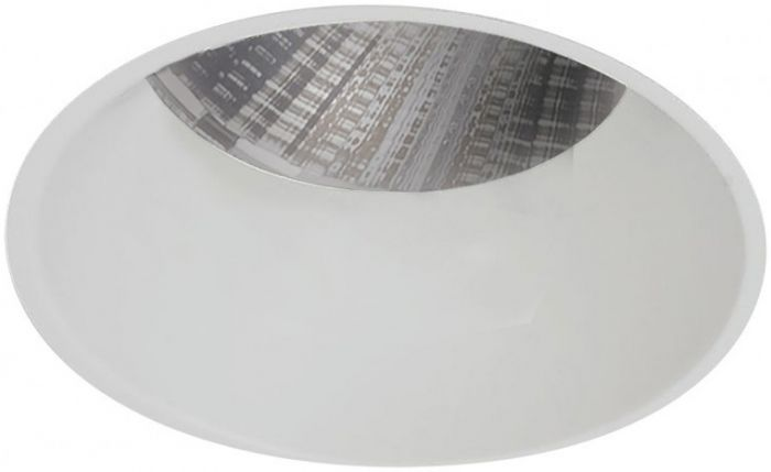 Image 1 of Alcon 14131-WW 2-inch Trimless Shallow Round Wall Wash Recessed LED Light