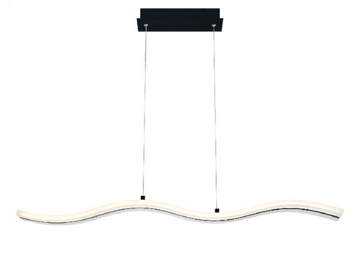 Image 1 of Alcon Lighting 12248 Rolling 38 Inch LED Architectural Pendant