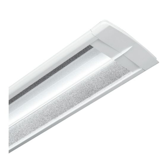 Image 1 of Cooper Lighting Corelite Wavestream™ Divide Surface Mount LED Light Fixture - Office Lighting Applications