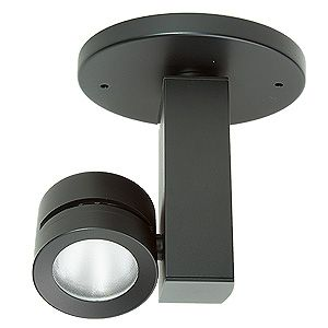 Image 1 of Core Lighting CTL-410 Monopoint Architectural LED Track Light Fixture