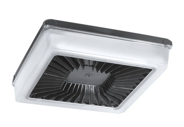 RAB PORTO PRT XL LED Garage Canopy Light