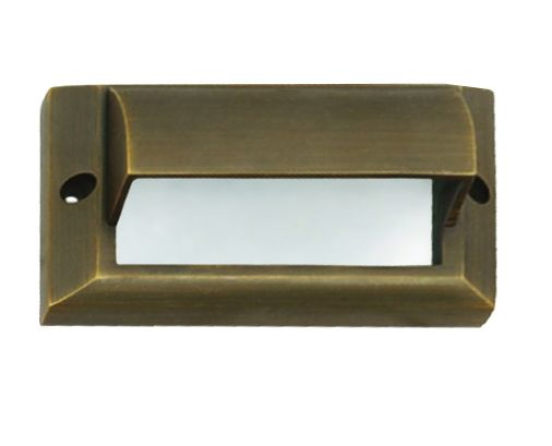 Image 1 of Alcon Lighting 9505-F Joey Architectural LED Low Voltage Step Light Flush Mount Fixture