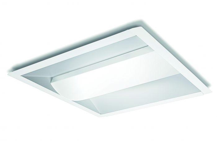 Image 1 of Philips EVOKIT 2x2 LED Retrofit Kit 23 Watts 120 to 277V 3500K