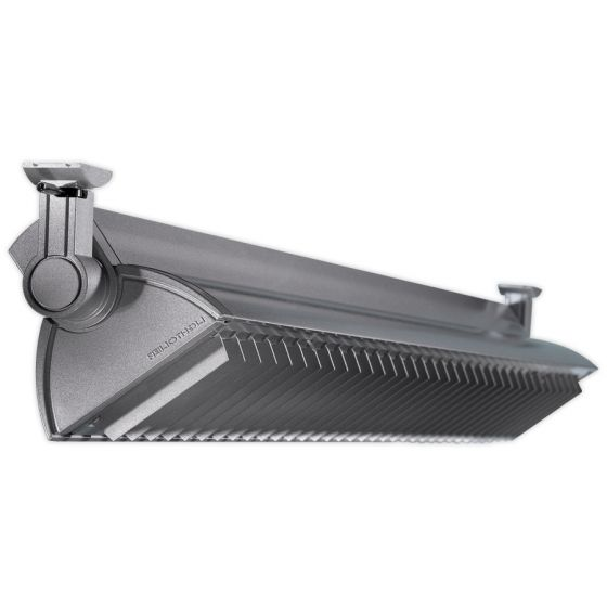 Image 1 of Lightolier PowerWash T5HO Track Mount 4 Foot Fluorescent Track Head 9476
