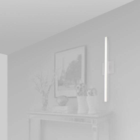 Image 1 of Alcon Lighting 11115 Jax Architectural Modern LED Linear Dressing Room Vanity Light Fixture