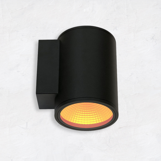 Image 1 of Alcon 11218-TF-R Pavo Turtle Friendly LED 6 Inch Cylinder Wall Light
