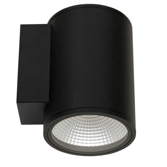 Image 1 of Alcon Lighting 11218-DIR Pavo Architectural LED 6 Inch Round Cylinder Wall Mount Direct Down Light Fixture