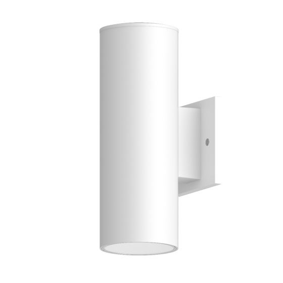 Image 1 of Alcon Lighting 11238-W Cilindro III Architectural LED Large Modern Cylinder Wall Mount Direct Light Fixture