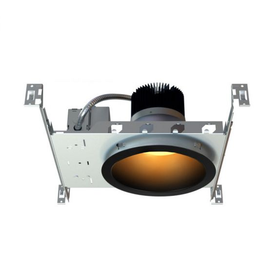Image 1 of Alcon Lighting 11242 Turtle Friendly Architectural Amber LED Commercial Downlight Fixture