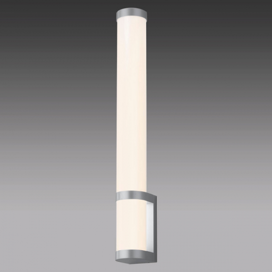 Image 1 of Alcon 11250 Hydrogen Vertical Architectural LED Wall Mount Linear Sconce