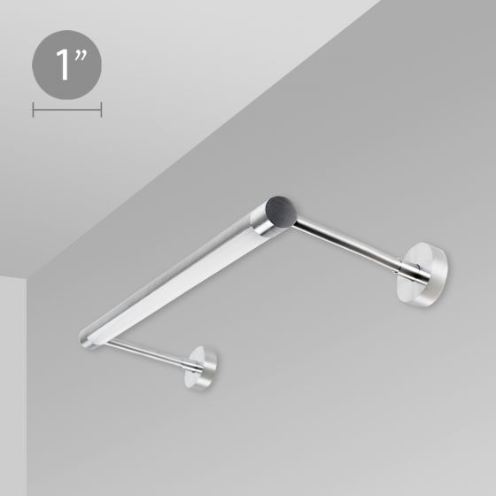 Image 1 of Alcon 11703 Indoor Adjustable Wall Art and Sign Light