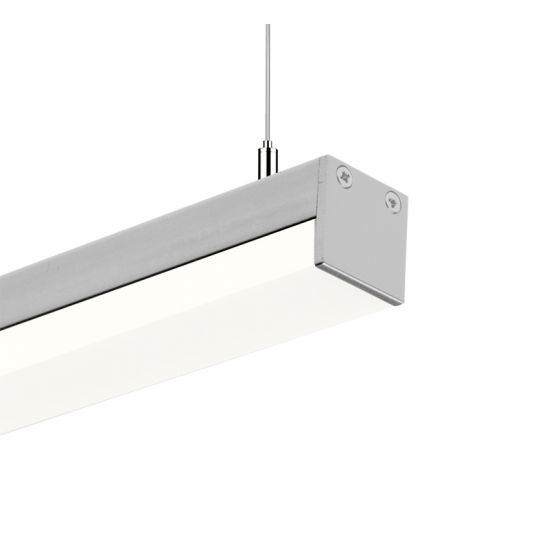 Image 1 of Alcon 12100-10-P Slim Continuum 24V LED Linear Pendant Light