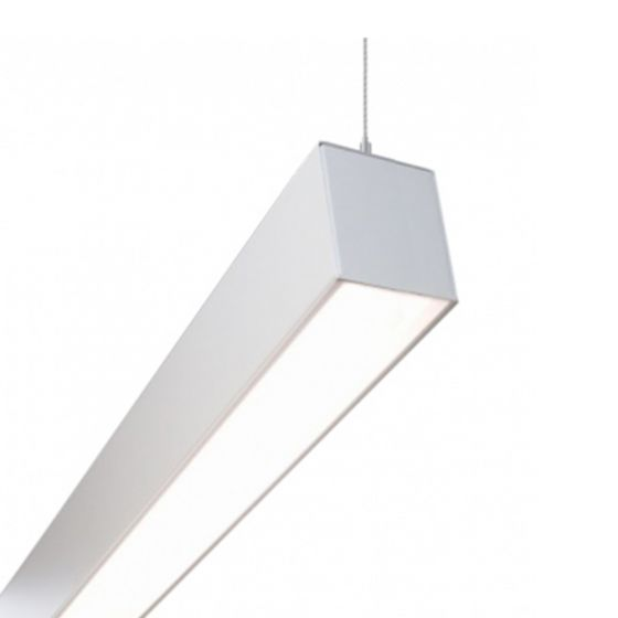 Image 1 of Alcon 12100-22-P Linear Continuous LED Pendant Light