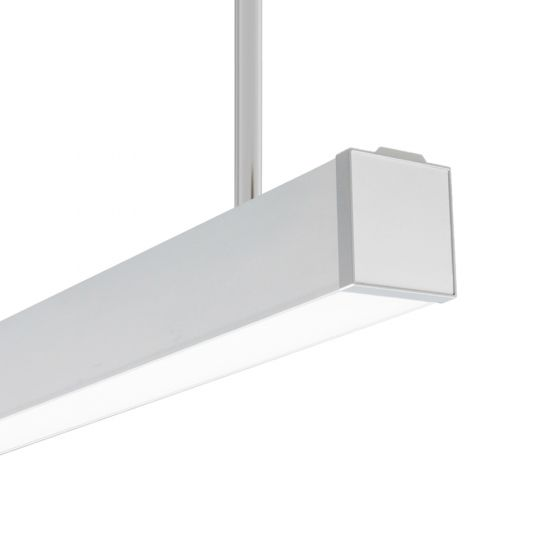Image 1 of Alcon 12100-35-P Linear Wet-Location LED Pendant Light