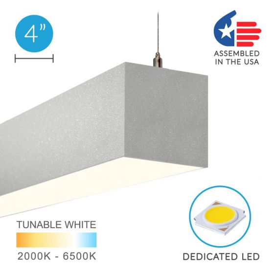 Image 1 of Alcon 12100-40-P Linear Pendant-Mount LED Light