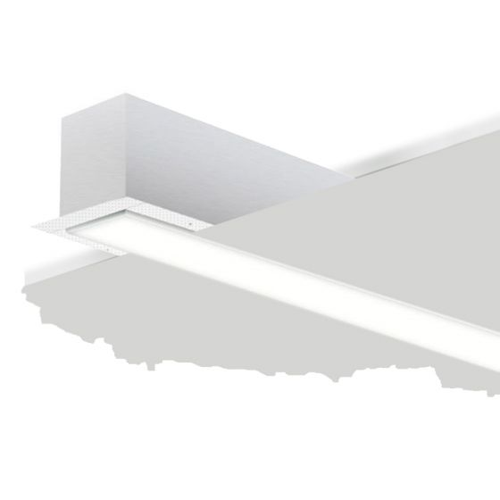 Image 1 of Alcon 12100-40-R 4-inch Aperture Linear Recessed LED Light