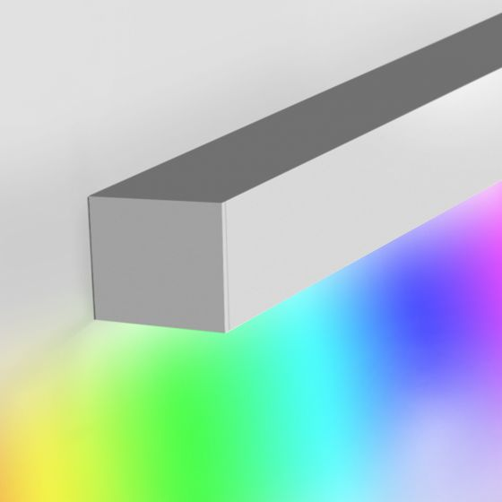 Image 1 of Alcon 12100-40-W-RGBW Linear Wall Color-Changing LED Light