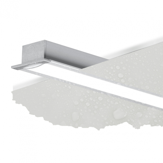 Image 1 of Alcon 12100-8-R Linear Wet Recessed LED