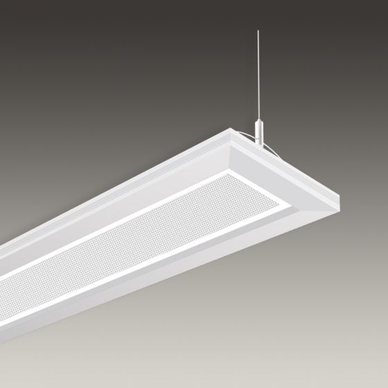 Image 1 of Alcon 12112 Modern Refined LED Pendant Uplight and Downlight