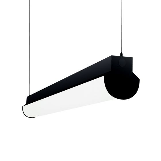 Image 1 of Alcon 12122 Lombardy Industrial Commercial-Grade LED Pendant