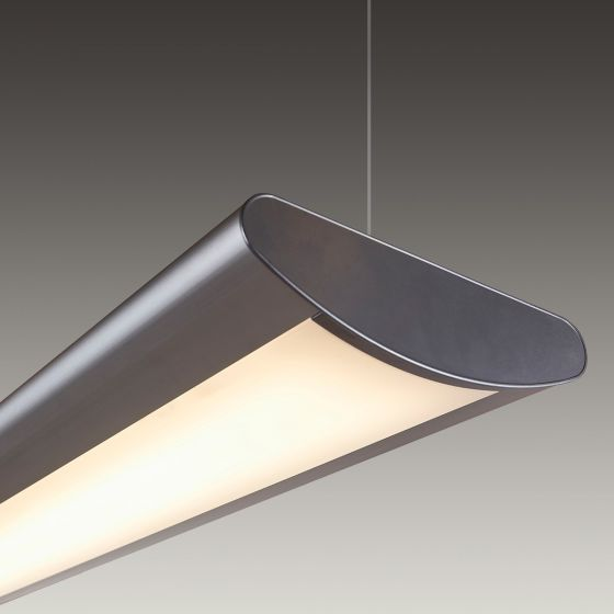 Image 1 of Alcon Lighting 12032 Burlington Architectural LED Linear Pendant Mount Direct Down Light Fixture