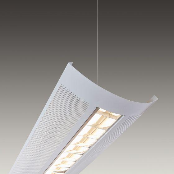 Image 1 of Alcon 12030 Kingston Architectural LED Linear Pendant Light