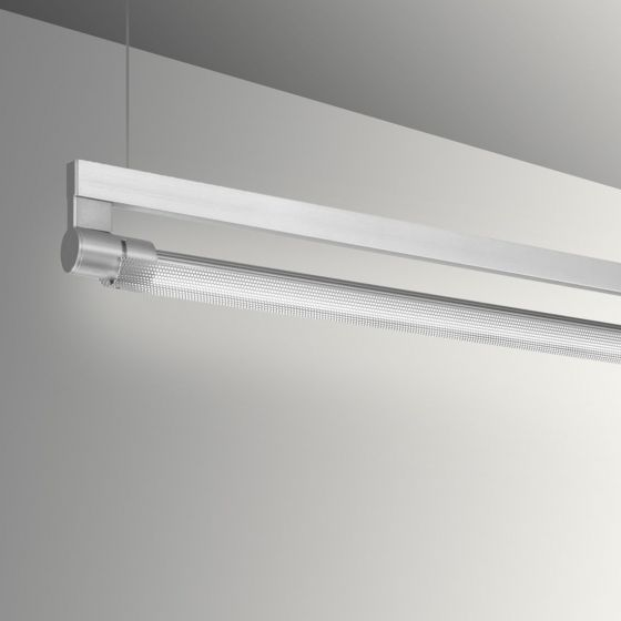Image 1 of Alcon Gladstone 12160-P-PD Adjustable LED Pendant Light Fixture - Perforated