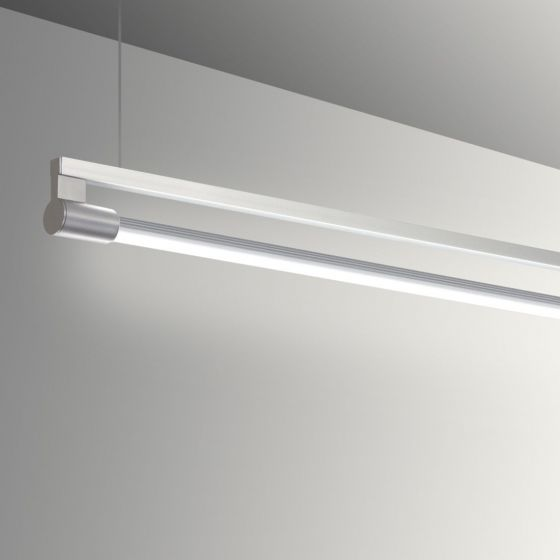 Image 1 of Alcon Gladstone 12160-P Adjustable LED Pendant Light Fixture