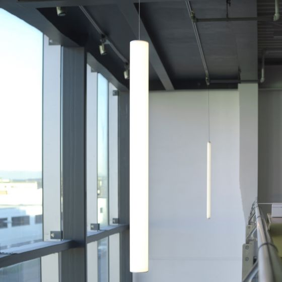 Image 1 of Alcon 12168-1 Cosma Architectural LED Vertical Tube Pendant